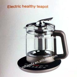 도매 중국식 건강한 세라믹 쿠커 찻잔 고온 저항성 세라믹 전기 의학 포트