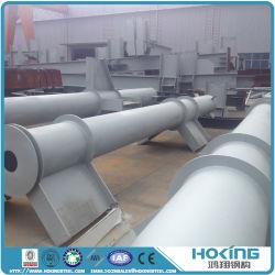 Estrutura de aço personalizado profissional a construção de vários tamanhos