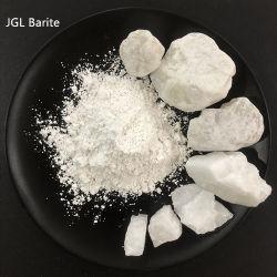 Baritklumpen mit hoher Weiße Hersteller, 200-3000mesh, Weiße: 91%-93% hohe Baritreinheit 92%-98%,
