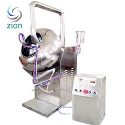 آلات معالجة الطلاء بالمكسرات عالية السعة من الشوكولاته آلة صنع في الصين قرص سكر شمر Candy فيلم آلة الطلاء