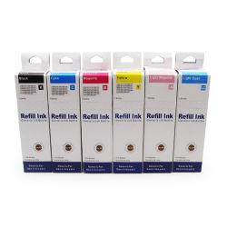 حبر طباعة صبغي إعادة التعبئة سعة 70 مل/زجاجة لـ Epson Ink 664