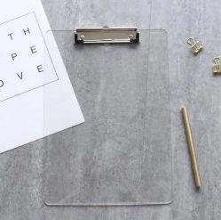 Dispositivo di piegatura di archivio acrilico A4 con il marchio personalizzato