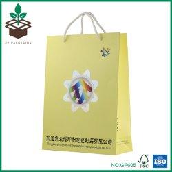 حقيبة إعلانات سهلة الاستخدام من النوع Origami قابلة للطي على ورق كرافت