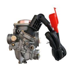 제조자 Pd18j 기관자전차는 Gy6 50cc 80cc OEM 질 엔진 부품 기화기를 분해한다