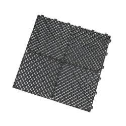 Le drainage PP Carrelage de sol de verrouillage de garage avec une haute qualité