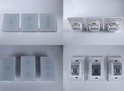 Systèmes d'automatisation Smart Home Accueil Google ou d'Alexa interrupteur des feux de WiFi
