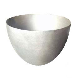 Титан чашу форма головки наружу головки торцевые крышки головки блока цилиндров бункера конец трубки