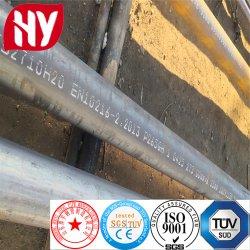 En10216-2 P265gh 1.0425 nahtloses Stahlrohr für Druck-Gerät