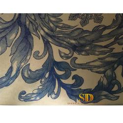 عالة - يجعل زرقاء لون فنية زجاجيّة [موسيك بتّرن]/رسم جداريّ لأنّ قبّة في دار/قصر