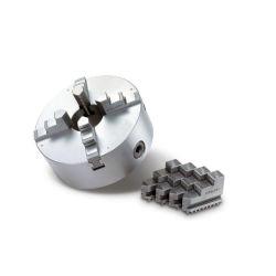 Mandrins de la série K12 avec 4 à centrage automatique de la mâchoire de serrage pour tour CNC Chuck