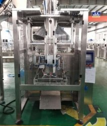 Automatic 5-25kg de Pó de chá de Dosagem de grande produção de Bolsa de linha de embalagem Vffs máquina de embalagem