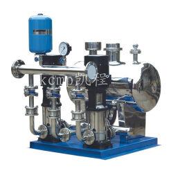 وحدة مضخة إمداد المياه بضغط غير سلبي من الفولاذ المقاوم للصدأ