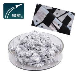 L'impression offset de haute qualité de l'encre pigment métallique utilise l'aluminium coller