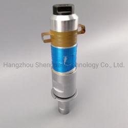 20kHz 1500W Transdutor de soldadura por ultra-som com sistema de elevação
