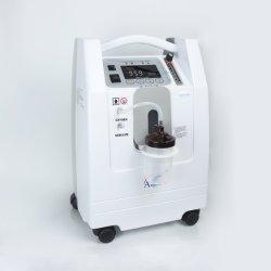 Medizinischer Sauerstoff-Konzentrator mit 93% dem hohen Reinheitsgrad, von niedrigem Reinheitsgrad Warnung, Zerstäuber