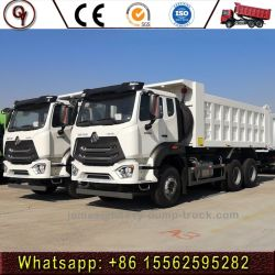 Heiße Preise Sinotruk Hohan/HOWO 366HP 6X4 Dump Truck Dump/Tipper Trucks