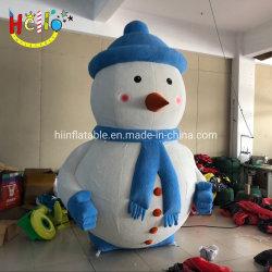 Рождество высокого качества для использования вне помещений надувные снежный человек