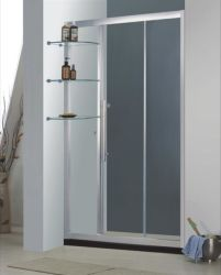 機構のシャワーのドアを滑らせるBi960qkの浴室8mmの緩和されたガラス