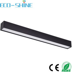 2ft lineales LED lámpara colgante de luz para la Oficina, supermercado, un almacén