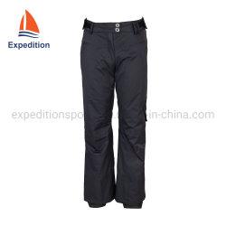 Piscina sólida Função Especial calças de esqui para as mulheres