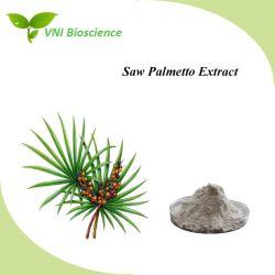 ISO SGS Certified viu Palmetto extrato da planta com ácido graxo