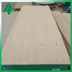 1220*2440mm livre couronne apparié couper du bois de placage frêne MDF