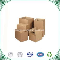 La vente directe d'usine d'E-Commerce Emballage Carton postale en carton ondulé