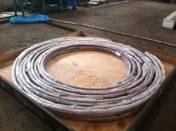 Rame/tubo ondulato acciaio al carbonio/basso tubo di aletta