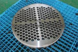 中国の工場OEMによってカスタマイズされる大きい穴のステンレス鋼の管の版