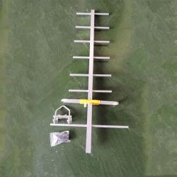 Meilleure vente Outdoor 8 Éléments UHF V/H Antenne Yagi de polarisation avec un nouveau design
