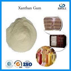 Gomme de xanthane polymère 80/200 maille de la poudre blanche