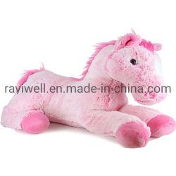 Pt71 Design Personalizado Chamego recheado animais cavalo brinquedos de pelúcia Póneis Flopsie Soft Cavalo de bebé para crianças