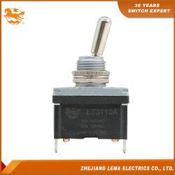공장 판매 좋은 품질 Lt3310A 15A 125V 2way 온-오프 전기 토글 스위치