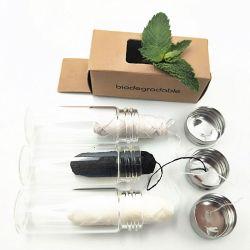 Vegan-Bambusholzkohle-Faser extrahiert von der 30 m-zahnmedizinischen Glasschlacke