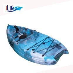 Ilife中国の最もよい品質のRotomoldedの独身者のプラスチックフィートのカヤックの卸売