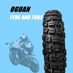 Marca OEM e a junta do tubo de borracha natural de motocicleta (90/90-18) do pneu