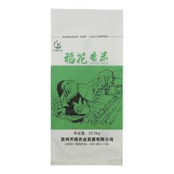 China Polypropylen Grün Mehl 25 kg PP Gewebter Sack Bag Hersteller