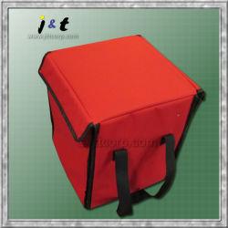Оптовая торговля китайский производитель Best-Selling рекламных тепловой изоляцией Easy-Pack складные питание Питание организатор охладителя доставка пицци женская сумка
