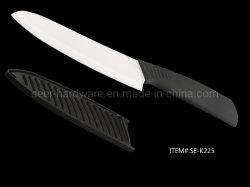 플라스틱 손잡이 세라믹 칼, 식칼, 실용적인 칼 (SE-K225)