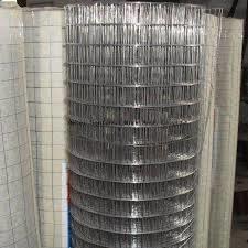 La polvere del PVC ricoperta/ha galvanizzato la recinzione saldata della rete metallica