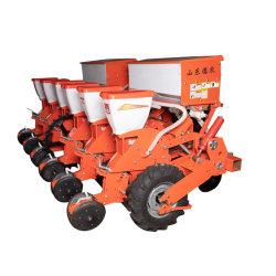 6 de Zaaimachine van rijen/de Landbouwmachines van de Planter met Meststof voor Tarwe/Graan/Sojaboon