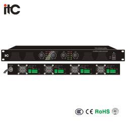 Audio Versterker voor de Clubs van de Systemen van de Uitzending, Trefpunten, Winkelcentra
