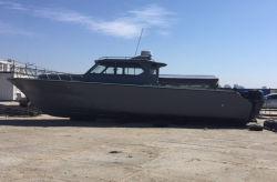 Guardacoste di alluminio di salvataggio del pilota di /Aluminum del traghetto del tassì dell'acqua del passeggero della Camera della baracca del motore di velocità 14persons di Aqualand 39feet 12m (AL1200CC)