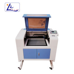 Gewebe-Tuch-Kleid-Textilkleid CO2 Laser-Ausschnitt-Maschine/CO2 Laser-Gefäß