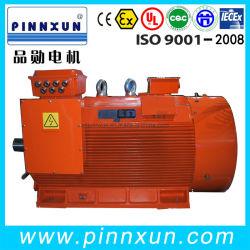 非同期三相ACモーターファン駆動機構の直接つながれた電動機500kw