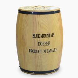 Tonneau en bois de haute qualité du vin Vin de godet naturelle de grande envergure du fourreau