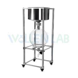 Apparecchiatura liquida industriale di filtrazione sotto vuoto del filtro dall'acciaio inossidabile