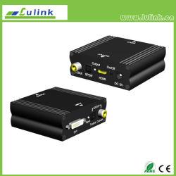 DVI Signal-Konverter Spdif Signal-Konverter zur HDMI Einheit