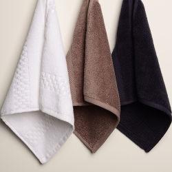 Einfache und elegante Baumwolltuch-Qualitäts-Baumwolltücher 100%