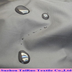 Nylon met Glanzende Waterdichte Stof voor BenedenJasje